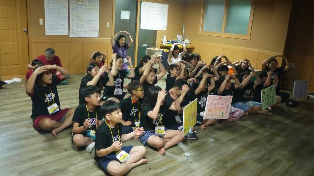 실로암선교센터 / 성경학교 티셔츠후원 후기
